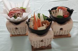 選べる鍋料理