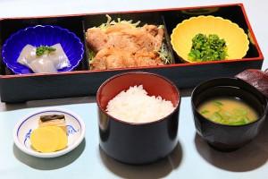 豚味噌定食