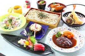 ご満足会食コース 2,980円