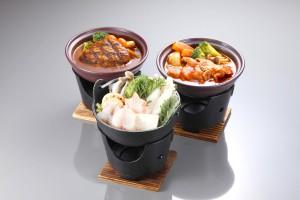 荷車屋 選べる3種類の鍋