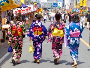 秩父川瀬祭りイベント